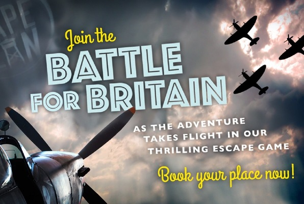 The Battle for Britain (Escape Plan) Escape Room