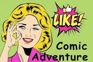 Квест Comic Adventure Escape Room