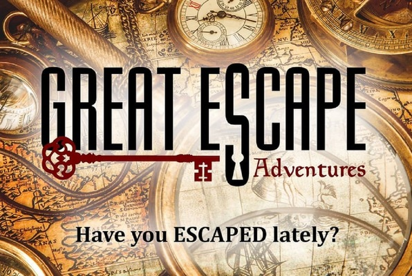 escape room murder mystery by great escape adventures in. Black Bedroom Furniture Sets. Home Design Ideas