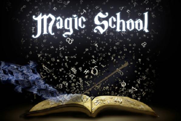 Magic School (Escape Time) Escape Room
