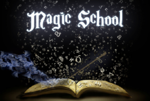 Квест Magic School