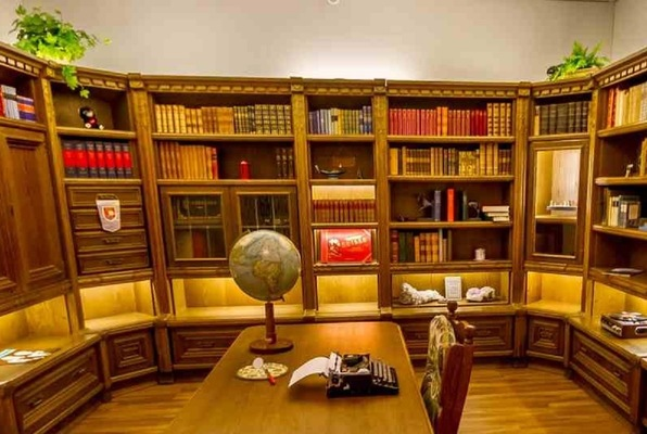 Bibliothek (Houdini's Quest) Escape Room