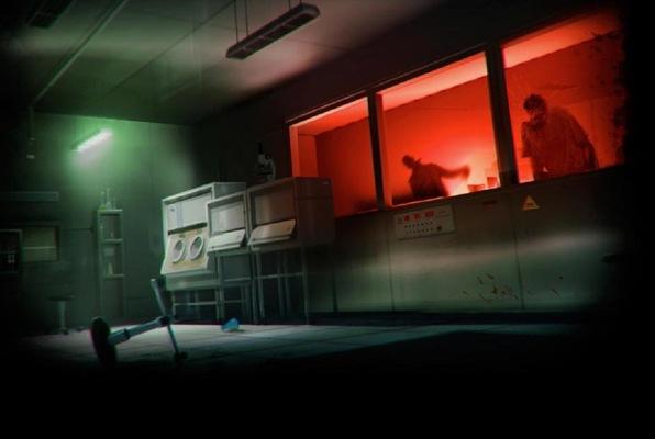 Selachi Biotech Research Bunker (A-Escape) Escape Room