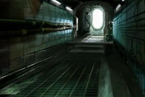 Квест Abandoned Submarine