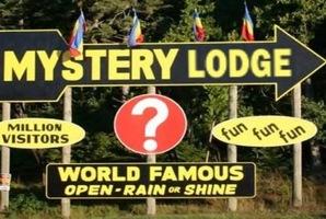 Квест Mystery Lodge