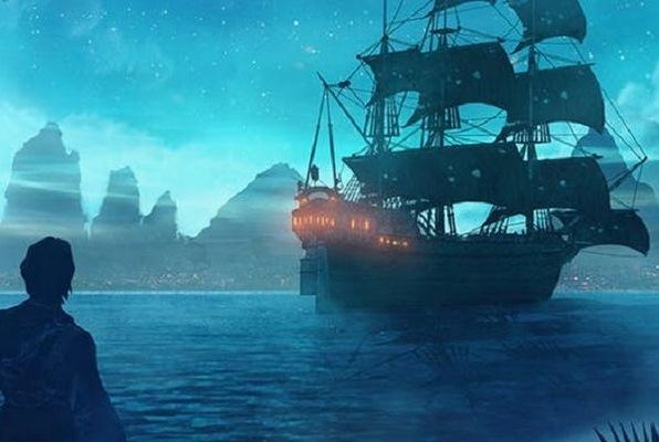 Blackbeard's Quest: The Last Days of Charles Vane