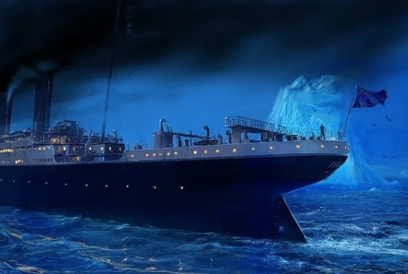 Mystery Aboard the Titanic