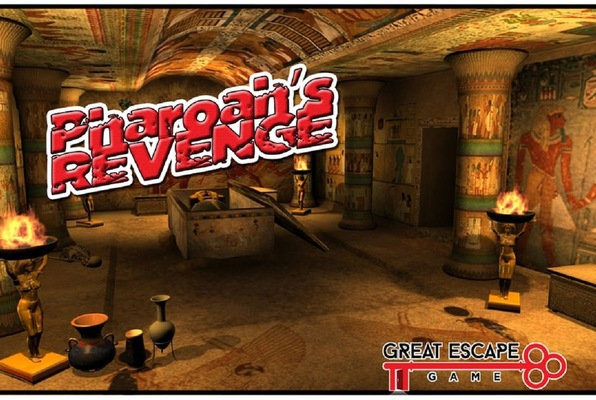 The Tomb: Pharaoh's Revenge