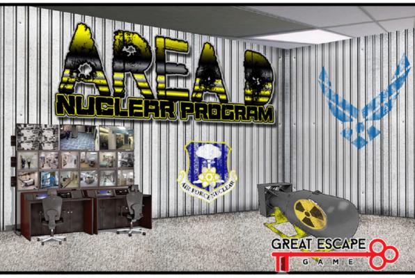 Area D: Nuclear Facility