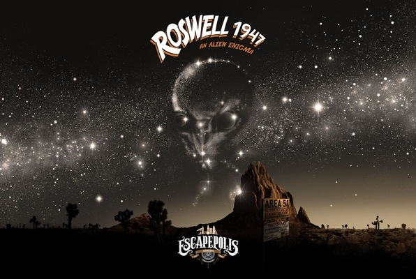 Roswell 1947 (Escapepolis) Escape Room