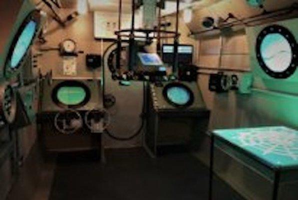 Operation Dive (Exit Escape Room) Escape Room