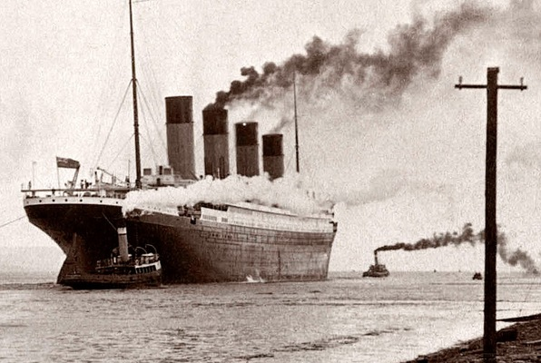 The Titanic and the Curse of the Mummy