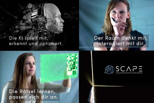 Aiscape (Dreamport GmbH) Escape Room
