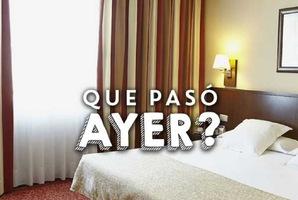 Квест Que Paso Ayer