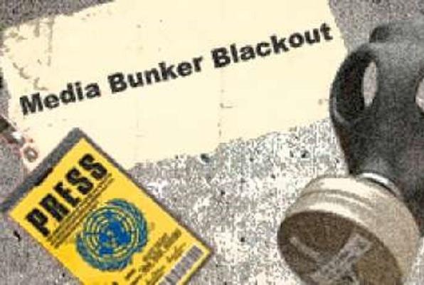 Media Blackout Bunker