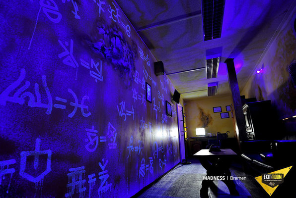 Madness (Exit the Room Nürnberg) Escape Room