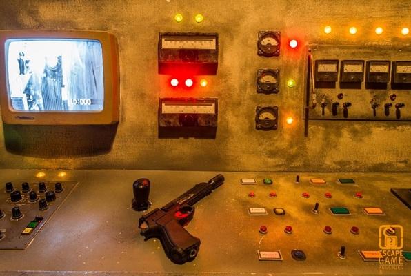 Mission Moonlight (Escape Game Augsburg) Escape Room