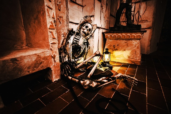 Die Rache des Tutanchamuns