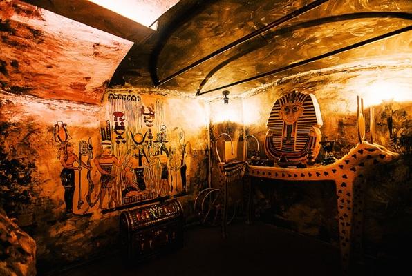 Die Rache des Tutanchamuns (EscapeGame München) Escape Room