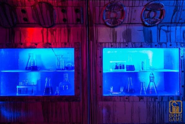 Das Endzeitlabor (EscapeGame München) Escape Room
