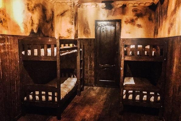 Das Verlassene Waisenhaus
