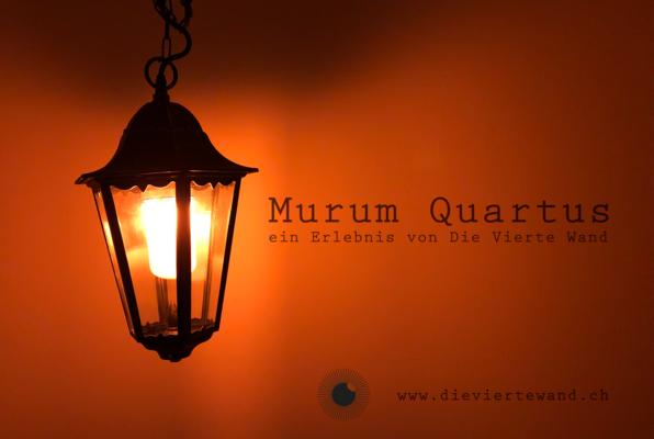 Murum Quartus (Die Vierte Wand) Escape Room