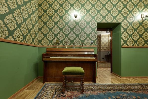 Mozart's Mystery (Scavenger Escape) Escape Room