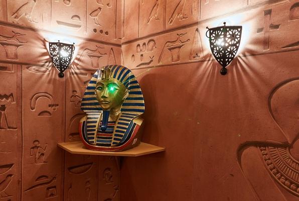 Aventura En Egipto (Scavenger Escape) Escape Room