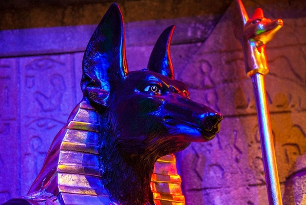 The Wrath of Amun Ra (The Imaginarium) Escape Room