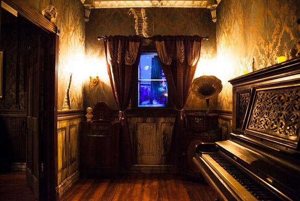The Grand Wilshire Hotel (The Imaginarium) Escape Room