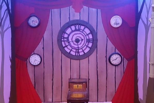 Wonderland (Paranoia Quest) Escape Room