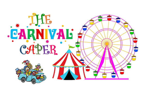 The Carnival Caper (The Room Upstairs) Escape Room