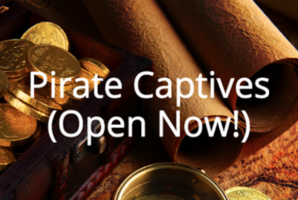 Квест Pirate Captives