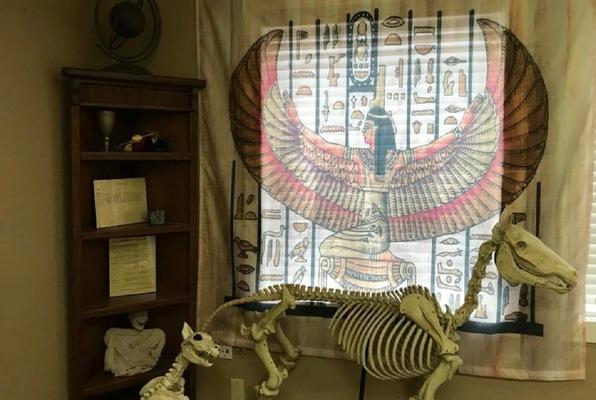 Museum of Legends (Rockwall Escape Rooms) Escape Room