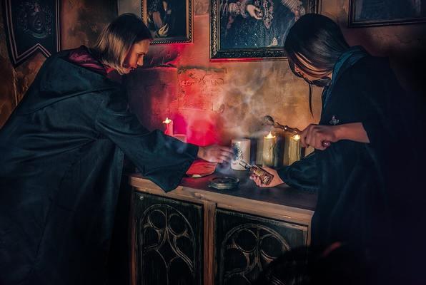 School of Magic (NoWayOut Wien) Escape Room