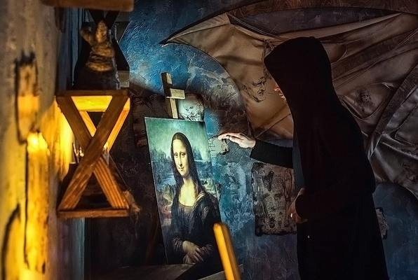 Da Vinci (NoWayOut) Escape Room