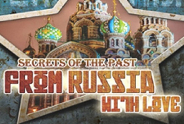 Secrets of the Past from Russia with Love (Freeing India) Escape Room