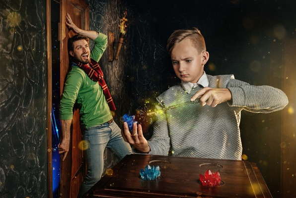 School of Magic (London Escaped Ltd) Escape Room
