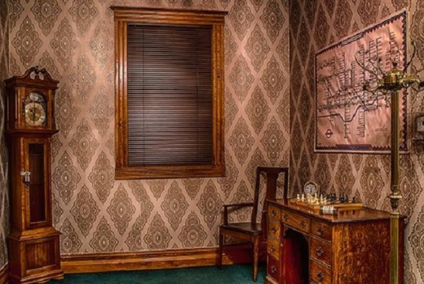Sherlock (Escape Room 5280) Escape Room