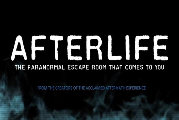 Afterlife: The Paranormal Escape Room Experience