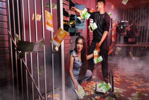 Hvězdný Element – Úniková Hra (Questerland) Escape Room