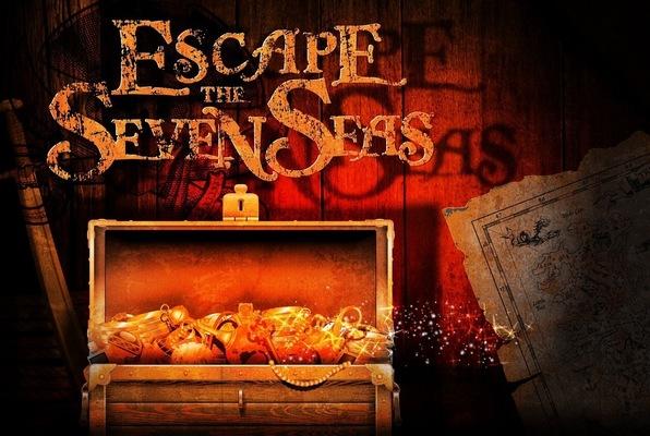 Escape the Seven Seas (Escape Stoke) Escape Room