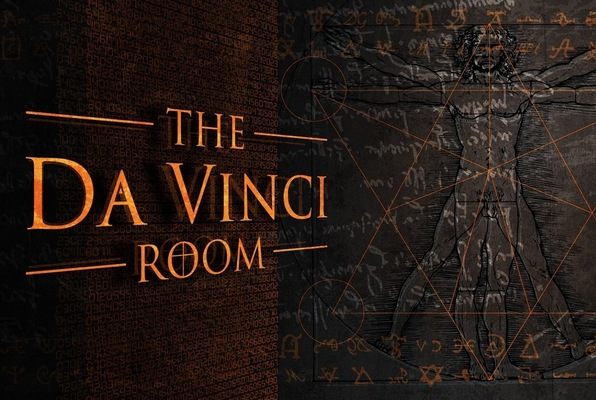 The Da Vinci Room (Escape Stoke) Escape Room