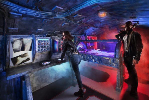 Apocalypse 2213 (Questerland) Escape Room