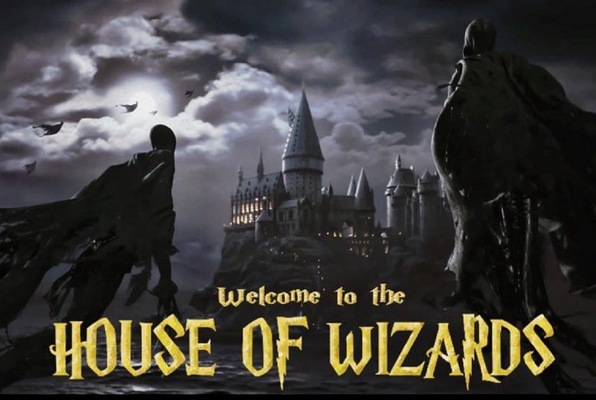 House of Wizards (Espionage - Spies, Lies & Sneaky Guys) Escape Room