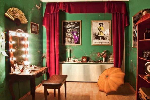 Die Blutige Vergangenheit des Orpheum Theaters (exithink) Escape Room