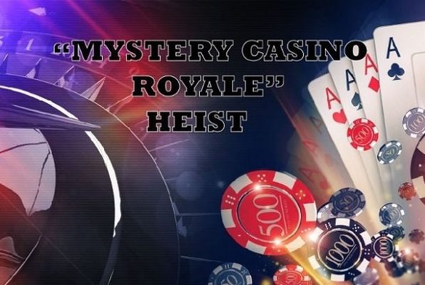 Casino Heist (Mystery Mayhem Escapes) Escape Room