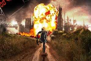 Квест The Bomb Game