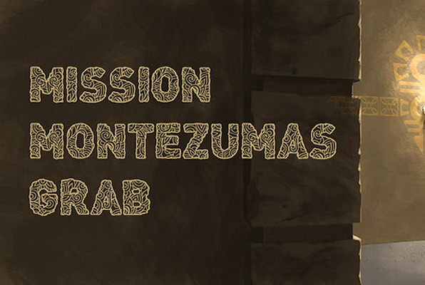 Montezumas Grab (Time Busters) Escape Room