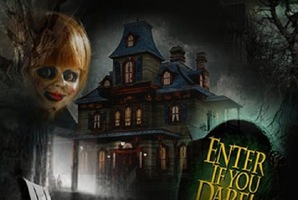 Квест THE HAUNTED HOSTEL - ENTER IF YOU DARE